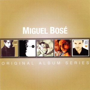 Miguel Bose - Original Album Series [5CD Set] (2014)