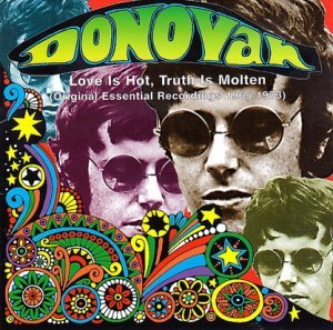 Donovan - Love Is Hot, Truth is Molten (Original Essential Recordings 1965-1973) (1998)