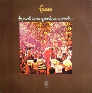 Faces - A Nod Is as Good as a Wink... to a Blind Horse (1971) [Reissue 2015]