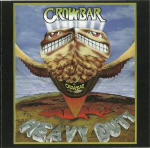 Crowbar - Heavy Duty (1972)
