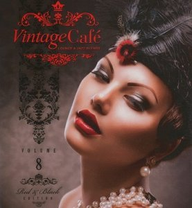 VA - Vintage Cafe 8: Red & Black (2013)