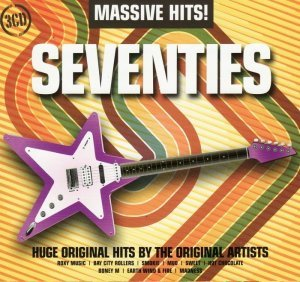 VA - Massive Hits! Seventies (2011)