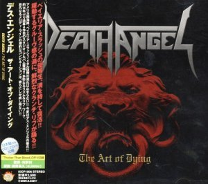 Death Angel - The Art Of Dying (2004) [Japan Edit.]