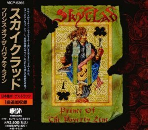 Skyclad - Prince Of The Poverty Line (1994) [Japan Press]