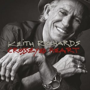 Keith Richards - Crosseyed Heart (2015) [HDTracks]
