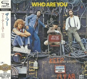 The Who - Who Are You [Japanese SHM-CD] (2013)