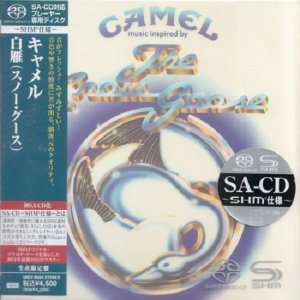Camel - The Snow Goose (1975) [Japanese Limited SHM-SACD 2011] PS3 ISO + HDtracks