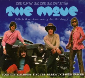 The Move - Movements: 30th Anniversary Anthology (1997)