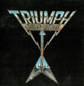 Triumph - Allied Forces (1981)