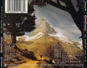 Goldfrapp - Felt Mountain [2CD, Special Edition] (2001)