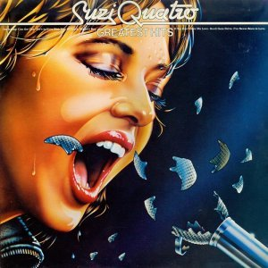 Suzi Quatro - Greatest Hits [LP] (1980)