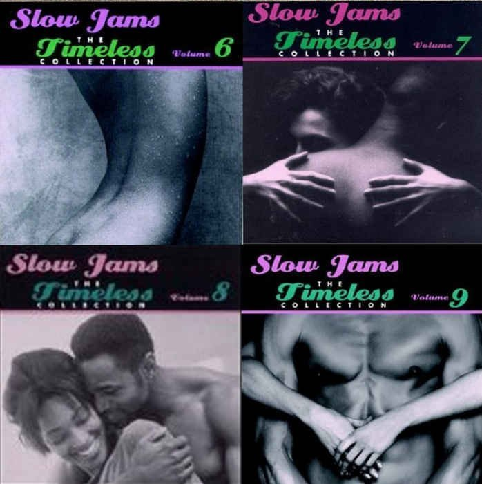 VA - Slow Jams: The Timeless Collection Volume 6-9 (1996