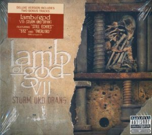 Lamb of God - VII: Sturm And Drang (2015 Deluxe Edition)