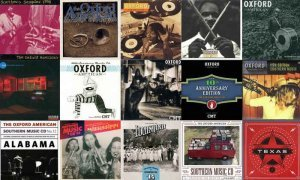 VA - Oxford American: Southern Music - Collection (1998-2016)