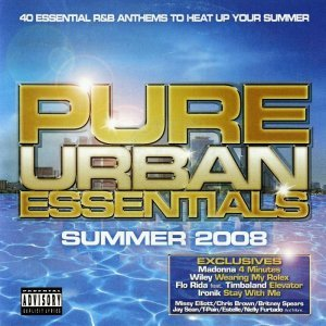 VA - Pure Urban Essentials Summer 2008 (2008)