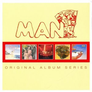 Man - Original Album Series [5CD Box Set] (2014)