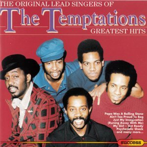 The Temptations - The Original Lead Singers Of The Temptations: Greatest Hits (1993)