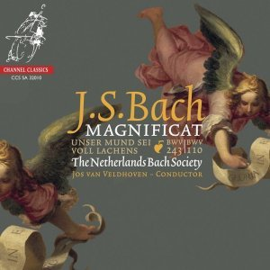 Jos van Veldhoven, The Netherlands Bach Society - J.S.Bach: Magnificat (2010) [HDtracks]