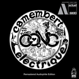 Gong - Camembert Electrique (1971) [2015] [HDtracks]