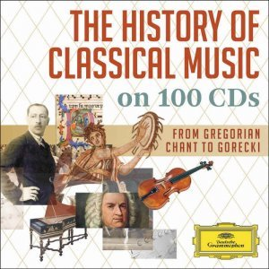 VA - The History of Classical Music on 100 CD's - From Gregorian Chant to Gorecki [Limited Edition] (2013)