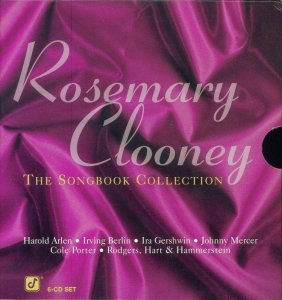 Rosemary Clooney - The Songbook Collection [6CD Set] (2000)