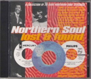 VA - Northern Soul Lost & Found (1997)