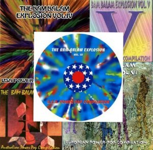 VA - The Bam Balam Explosion Vol. 2-6 (1995-1999)