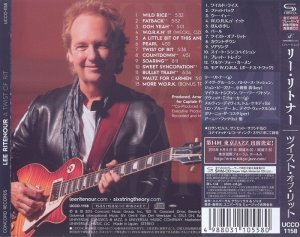 Lee Ritenour - A Twist Of Rit [Japanese Edition] (2015)