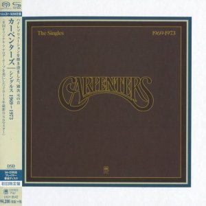 Carpenters - The Singles 1969-1973 (1973) [Japanese SHM-SACD 2014] PS3 ISO + HDtracks