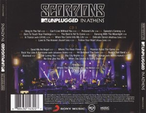 Scorpions - MTV Unplugged In Athens [Saturn Edition] (2013)
