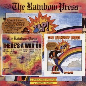 The Rainbow Press - There's A War On / Sunday Funnies (1968 / 1969)
