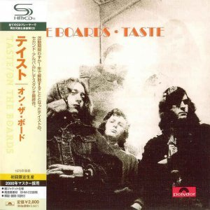 Taste - On The Boards (1970) [Japanese SHM-CD 2009]
