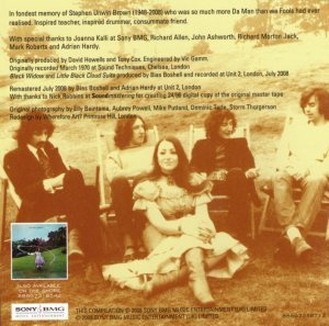 Trees - The Garden Of Jane Delawney (1970) [Remastered] (2008)