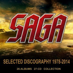 Saga - Selected Discography [26Albums 27CD] (1978-2014)