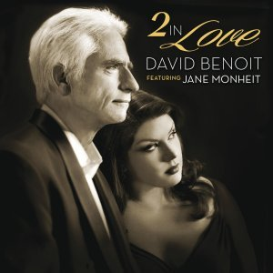 David Benoit Featuring Jane Monheit - 2 In Love - (2015)