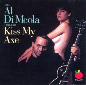 Al Di Meola - Kiss My Axe (1991)
