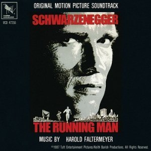 Harold Faltermeyer - The Running Man / Бегущий человек OST (1987)