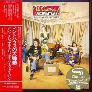 The Sensational Alex Harvey Band - The Penthouse Tapes (1976)