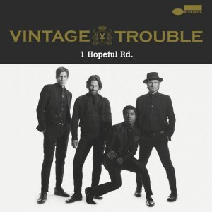 Vintage Trouble - 1 Hopeful Rd. (2015) [HDTracks]