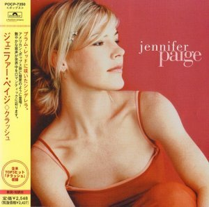 Jennifer Paige - Jennifer Paige [Japanese Edition] (1998)