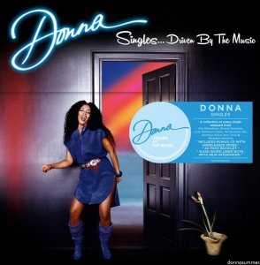 Donna Summer - Singles... Driven By The Music [24CD Box Set] (2015)