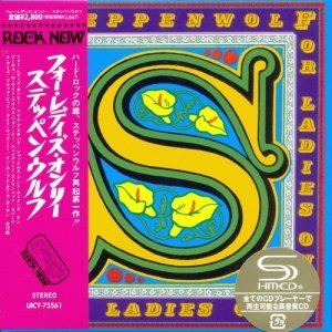 Steppenwolf - For Ladies Only (1971)
