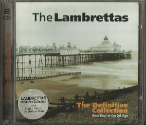 The Lambrettas - The Definitive Collection & Beat Boys In The Jet Age [2CD Set] (2000)
