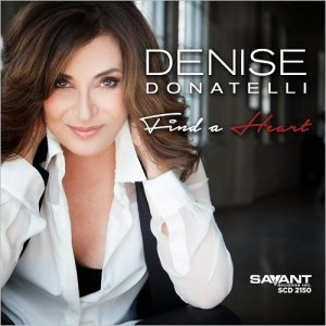 Denise Donatelli - Find A Heart (2015)
