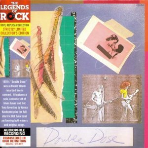 Hot Tuna - Double Dose [2 CD] (1978)