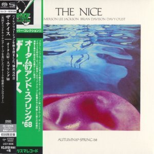 The Nice - Autumn '67 - Spring '68 (1972) [Japan 2015 SHM-SACD] PS3 ISO + HDTracks
