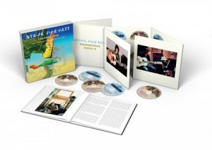 Steve Hackett - Premonitions: The Charisma Recordings 1975-1983 [10CD] (2015)