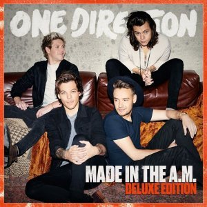 One Direction - Made In The A.M. (Deluxe Edition) (2015)
