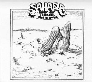 Sahara - For All The Clowns (1975)