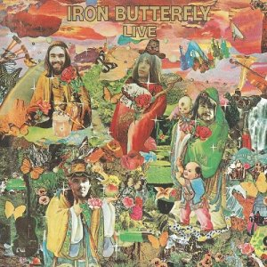 Iron Butterfly - Live (1970) [1998]
